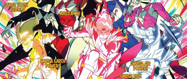 Mighty Morphin Power Rangers #49 Morphin Time