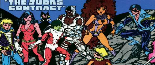 Tales Of The Teen Titans Annual #3