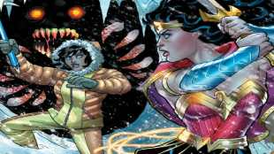Wonder Woman: Agent Of Peace #2 Review