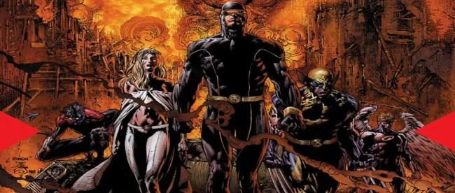 X-Men Messiah Complex 1