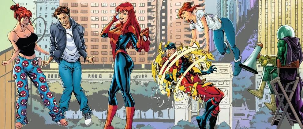 Comic Book Spotlight: Leah Williams Amazing Mary Jane