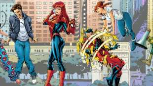 Amazing Mary Jane Ongoing Series