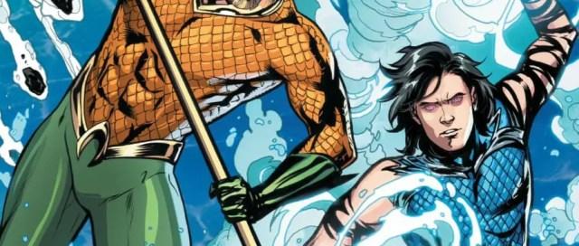 Aquaman: Deep Dives #3 Cover