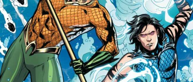 Aquaman: Deep Dives #3 Cover
