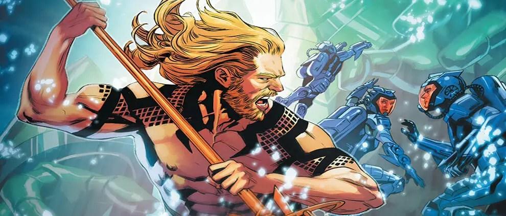 Aquaman: Deep Dives #6 Review