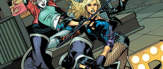 Birds of Prey: Sirens of Justice #1 Cover