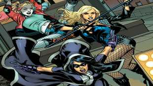 Birds of Prey: Sirens of Justice #1 Review