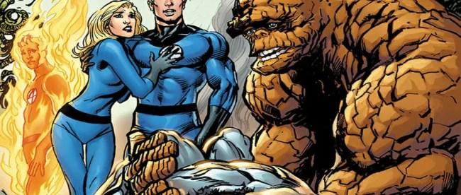 Fantastic Four: Antithesis #1