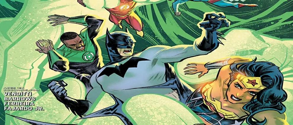Justice League 45 Feature