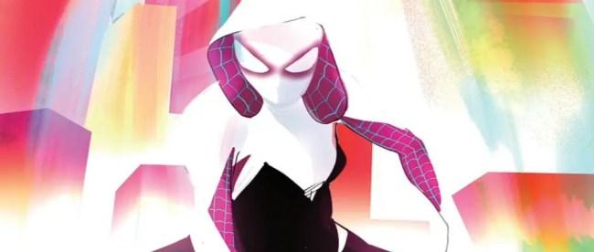 Spider-Gwen #1 Cover