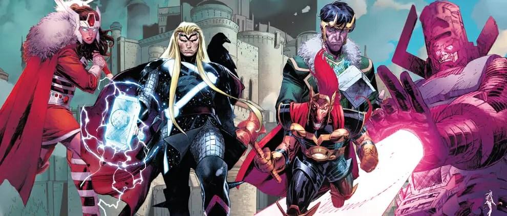 Comic Book Spotlight: Donny Cates' Thor