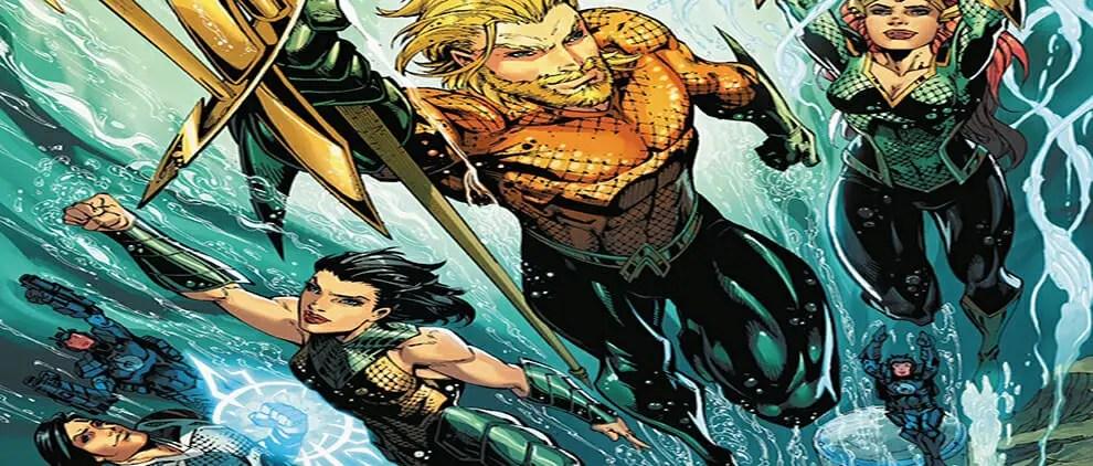 Aquaman: Deep Dives #7 Review