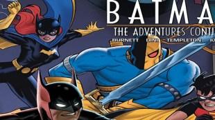 Batman: The Adventures Continue #5