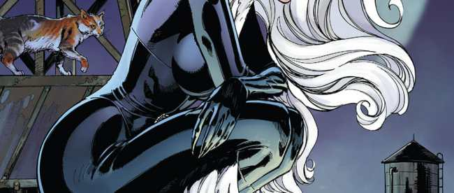 Black Cat #11 Review