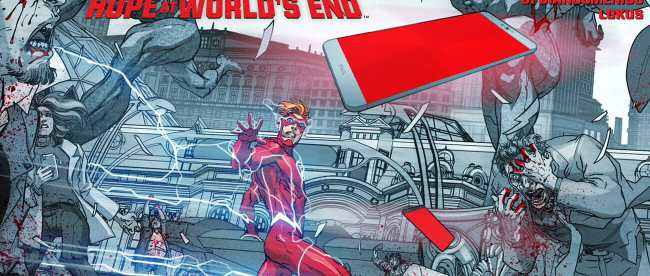 DCeased: Hope At World's End #3