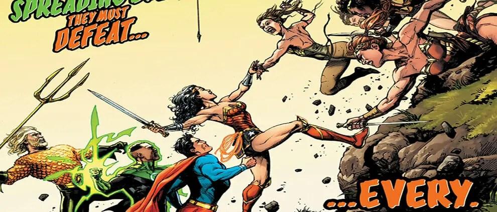 Justice League #46 Review