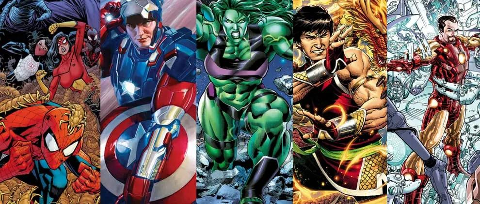 Marvel Comics September 2020 Solicitation Analysis
