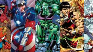 Marvel September 2020 Solicitations