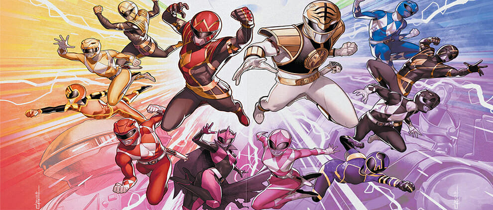 Mighty Morphin Power Rangers #50 Review
