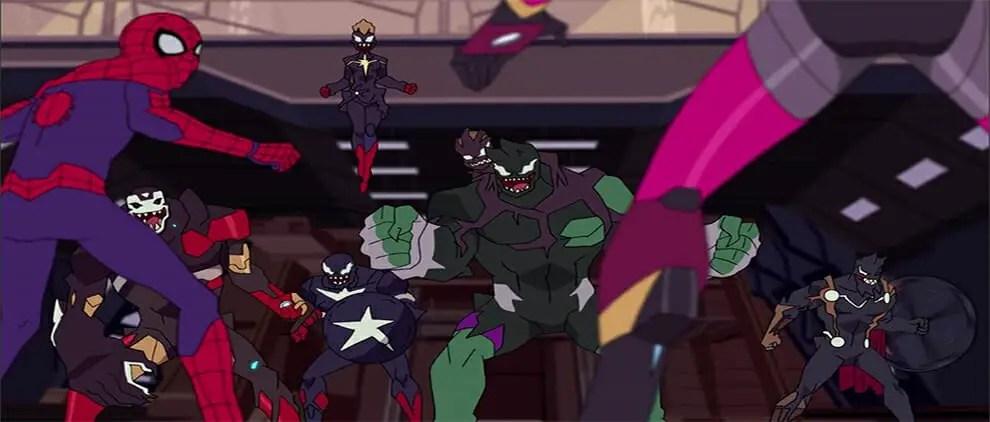 """Spider-Man: Maximum Venom """"Vengeance of Venom""""Review"""