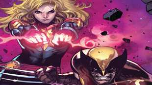 Captain Marvel #17 Review