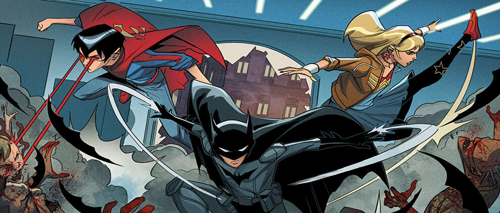 DCeased: Hope At World's End #5 Review