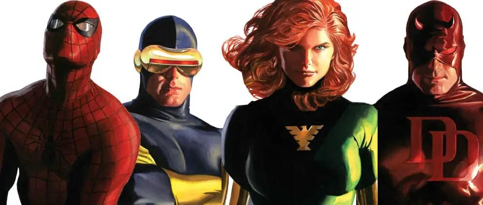 Marvel Comics October 2020 Solicitations