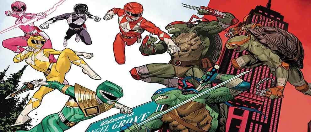 Mighty Morphin Power Rangers/Teenage Mutant Ninja Turtles Retrospective