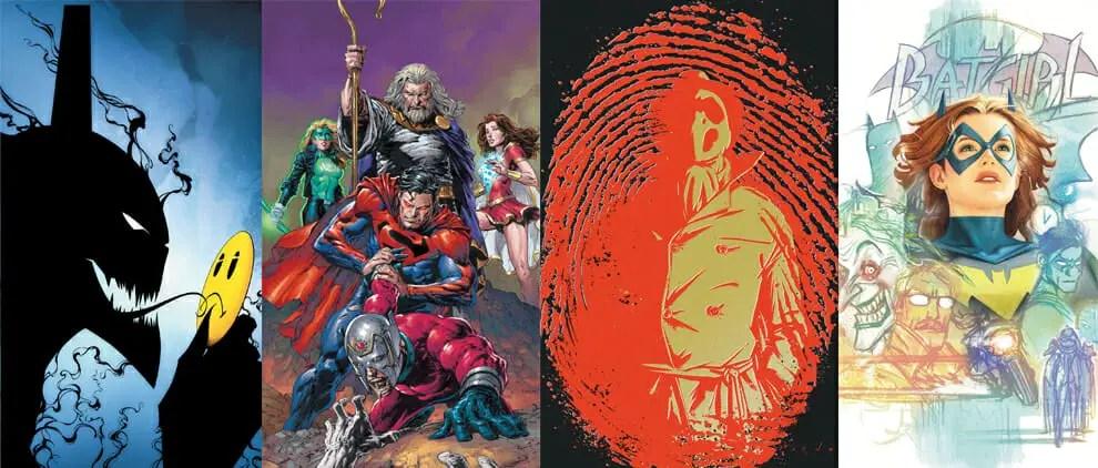 DC Comics October 2020 Solicitations Analysis