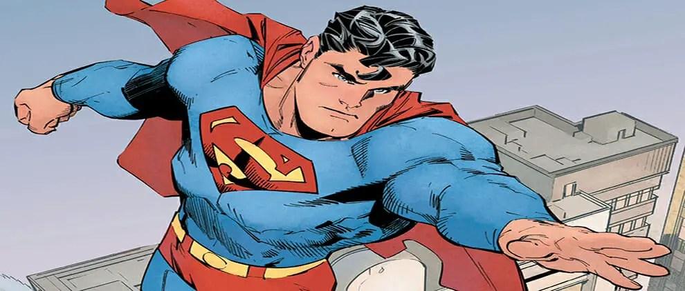 Superman: Man Of Tomorrow #11 Review