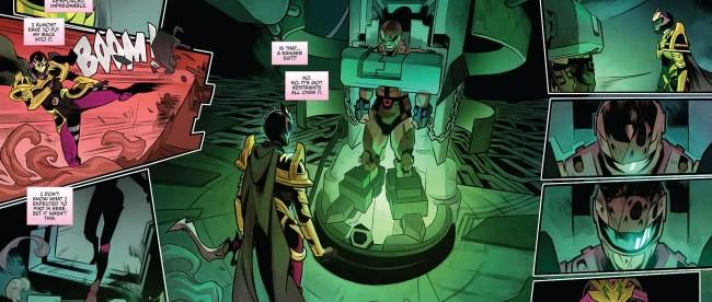 Power Rangers Drakkon: New Dawn 1