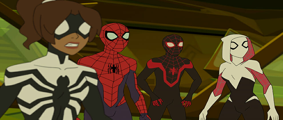 """Spider-Man: Maximum Venom """"Spider-Man Unmasked"""" Review"""