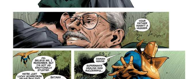 DCeased: Dead Planet #3