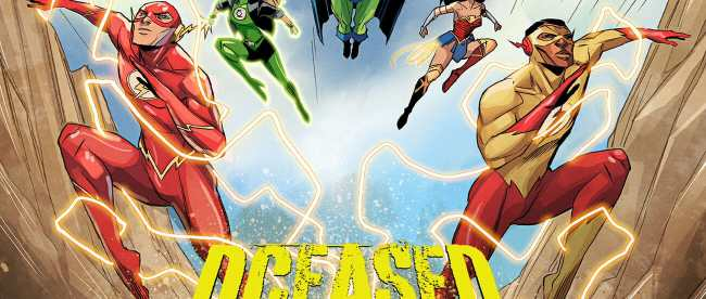 DCeased: Hope At World's End Chapter 12