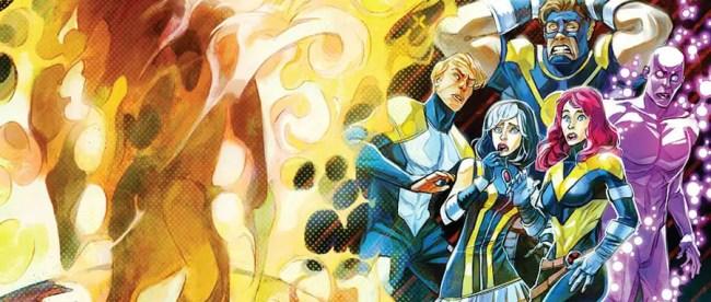 X-Factor #4: X Of Swords Chapter 2