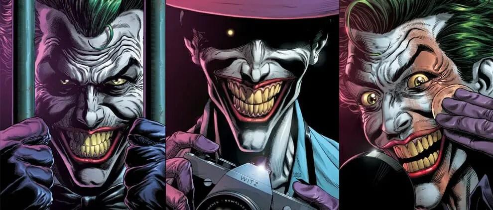 Batman: Three Jokers Retrospective