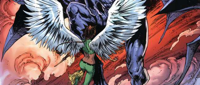 Justice League #56