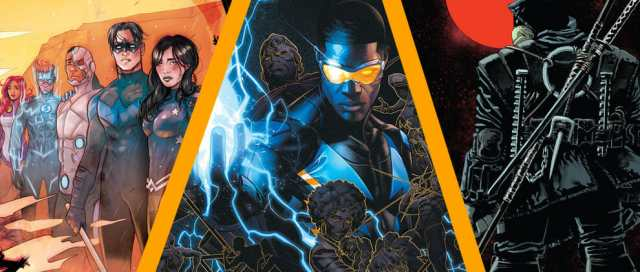 Best Comic Book Single Issues Of 2020