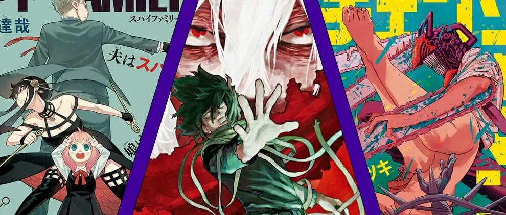 Best Of 2020: Manga Series