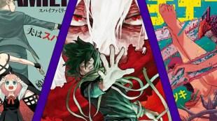 Best Manga 2020