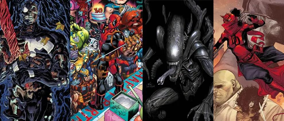 Marvel Comics March 2021 Solicitation Analysis