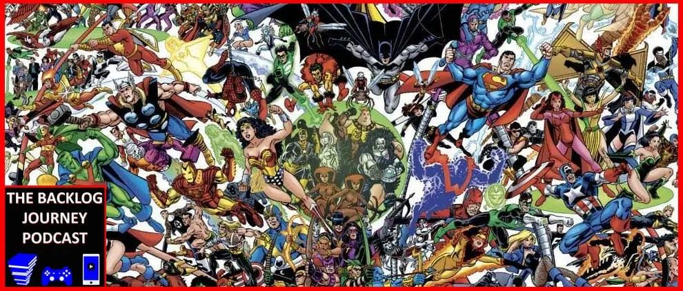 The Backlog Journey Podcast Ep. 1 – JLA/Avengers