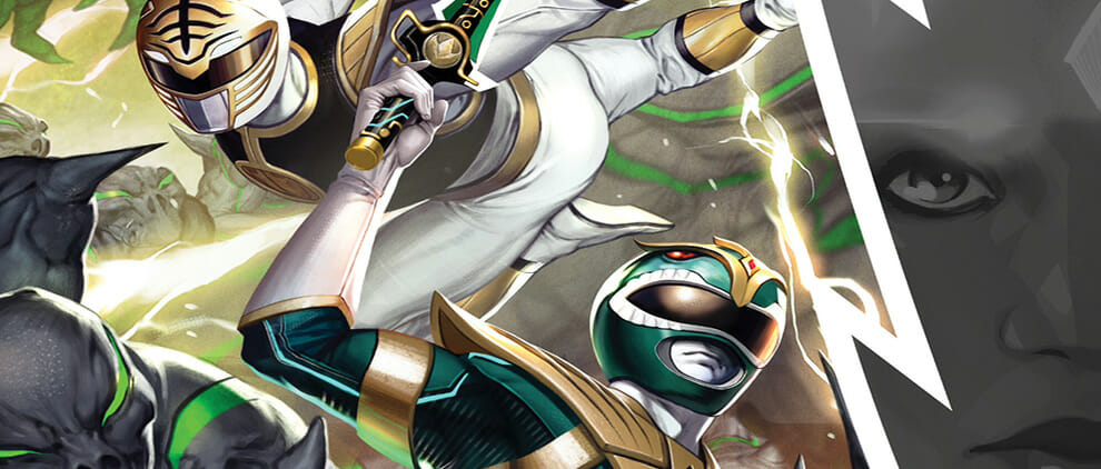 Mighty Morphin #3 Review