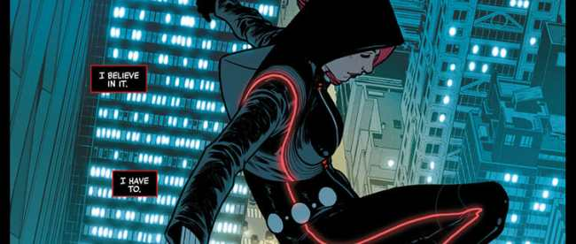 Black Widow #5 Review