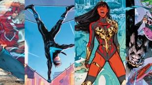 DC Comics May 2021 Solicitations