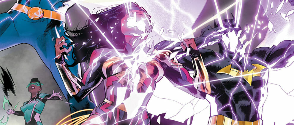 Future State: Justice League #2 Review