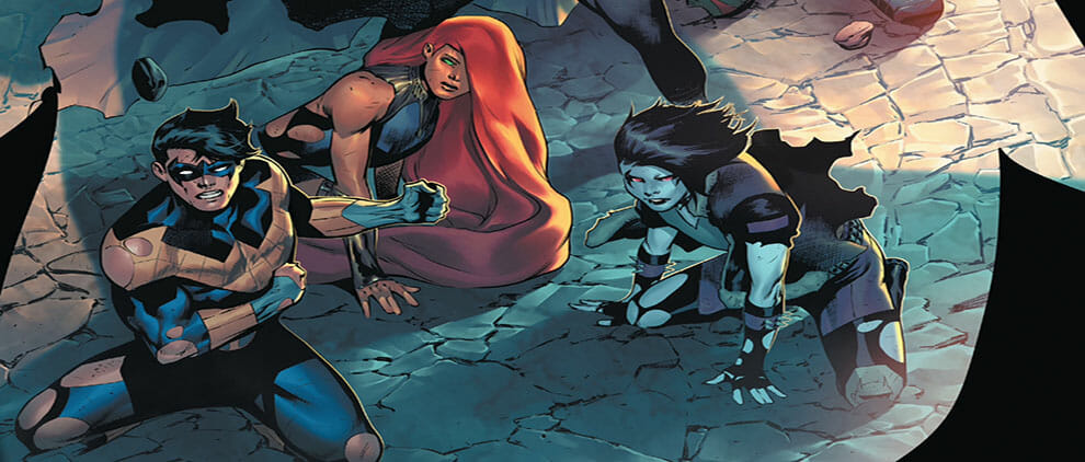 Future State: Teen Titans #2 Review