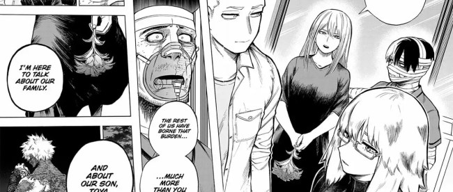 My Hero Academia Chapter 300 Review
