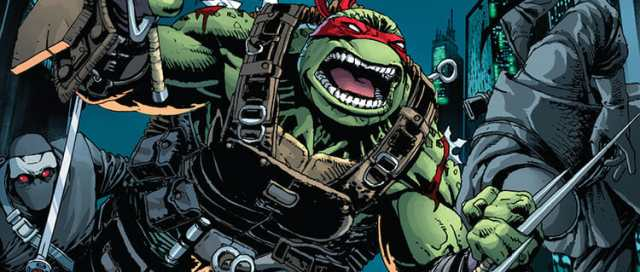 Teenage Mutant Ninja Turtles: The Last Ronin #2 Review