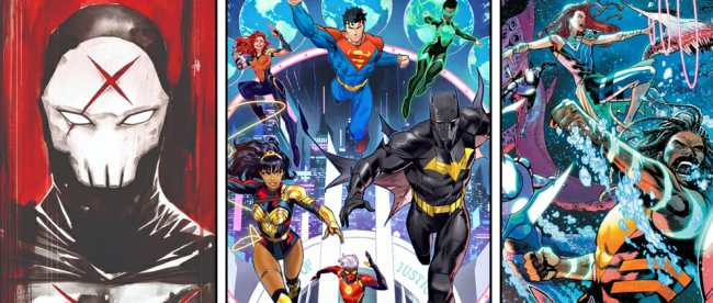 DC Comics Future State